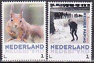 オランダの切手・マイスタンプ・2012(2)(セルフ糊)