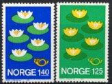 ノルウェー・環境保護・切手・1977(2)