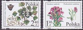 ポーランド・植物切手・2012(2)