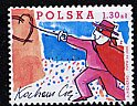 ポーランド・ラブ切手・2005