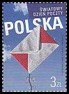 ポーランド・郵便の日・切手・2009