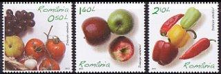 ルーマニア・果実と野菜・2012(3)
