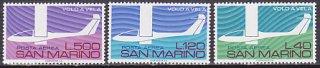 サンマリノの切手・グライダー競技・1974(3)
