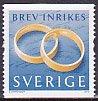 スウェーデンの切手・パーティー・リング・2010