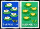 スウェーデン・ノルデン・環境保護・切手・1977(2)