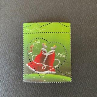 スロベニア・ラブ・切手・2012
