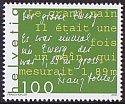 スイスの切手・フランツ・ホーラー・2010
