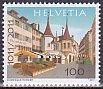 スイス・ヌーシャテル100年・切手・2011