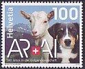 スイスの切手・アッペンツェル・2013