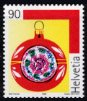 スイス・クリスマス切手・1999