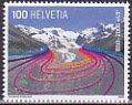 スイスの切手・極地保護・2009