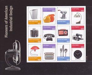 アメリカ・工業デザイン・2011・S/S(セルフ糊)