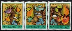 ニュージーランド・クリスマス・1986(3)