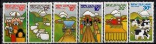 ニュージーランドの切手・農業・1978(5)