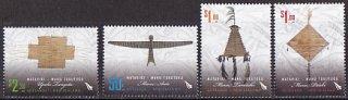 ニュージーランドの切手・マタリキ・2010(4)