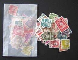 パケット切手・デンマーク・約100枚