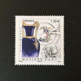 フランスの切手・工芸・2018