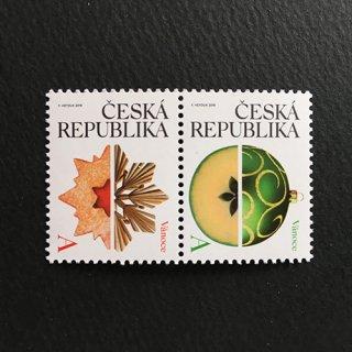 チェコの切手・クリスマス・2018(2)
