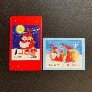 フィンランド・クリスマス・2019(2)セルフ糊