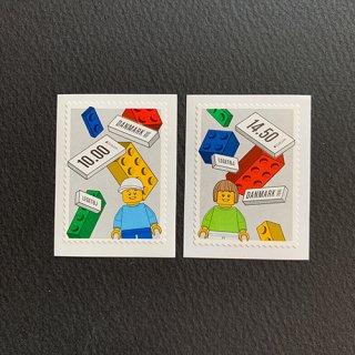 デンマークの切手・ヨーロッパ・昔のおもちゃ・2015(2)セルフ糊