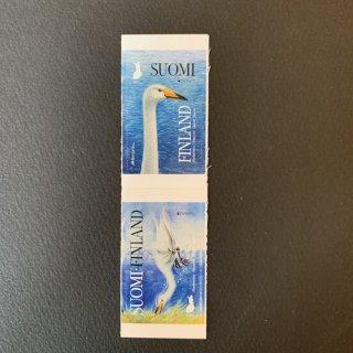 フィンランドの切手・ヨーロッパ・国鳥・2019(2)セルフ糊