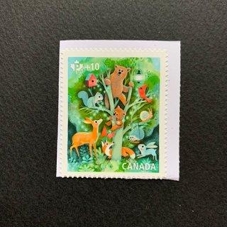 カナダの切手・カナダ郵政財団・2020(セルフ糊)