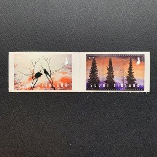 フォンランドの切手・ポストアートアワード・2020(2)