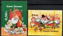 フィンランドの切手・クリスマス・2005(2)