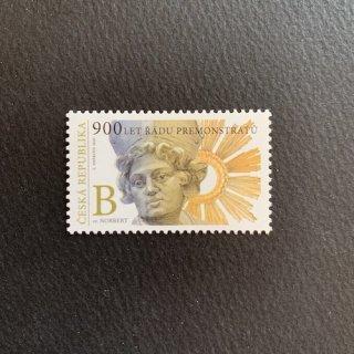 チェコの切手・プレモントル修道会900年・2020