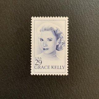 USAの切手・グレースケリー・1993