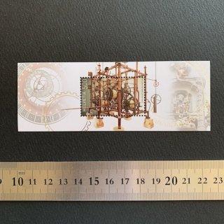 スイスの切手・時計塔・小型シート・2020