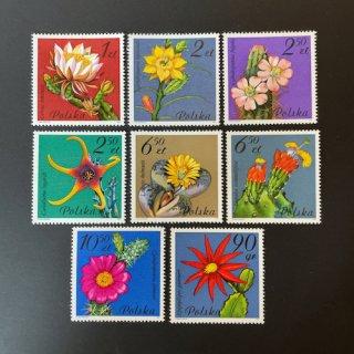ポーランドの切手・花・1981(8)