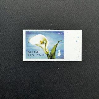 フィンランドの切手・カラー・2021(2)セリフのり