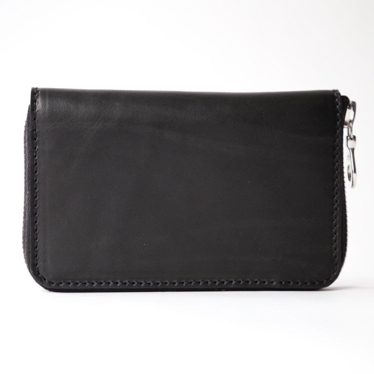 Tochca Aimer Zip Wallet  Black