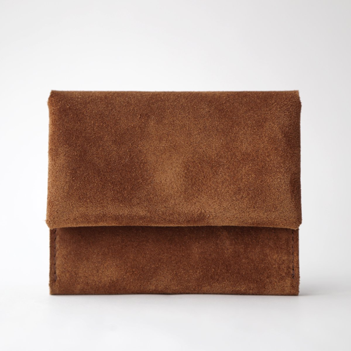 EEL Products × Tochca Coin Purse Super Back  Brown