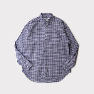 Grooming Shirt  Navy-Gingham