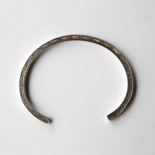 Touareg Silver bangle08