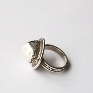 Touareg Silver ring05