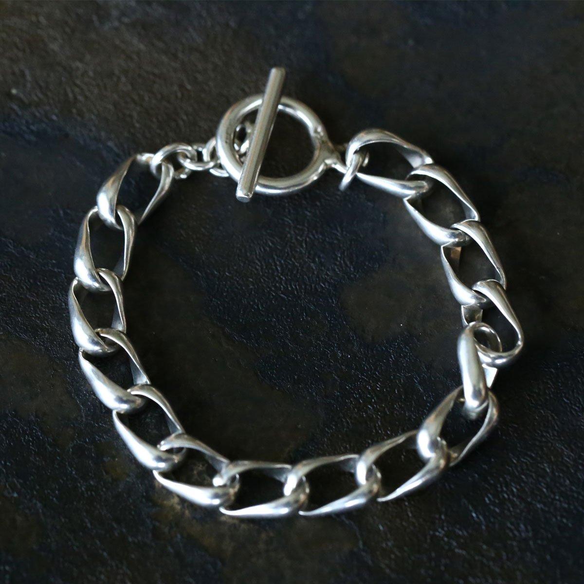 Vintage Silver Chain Bracelet ACH-001