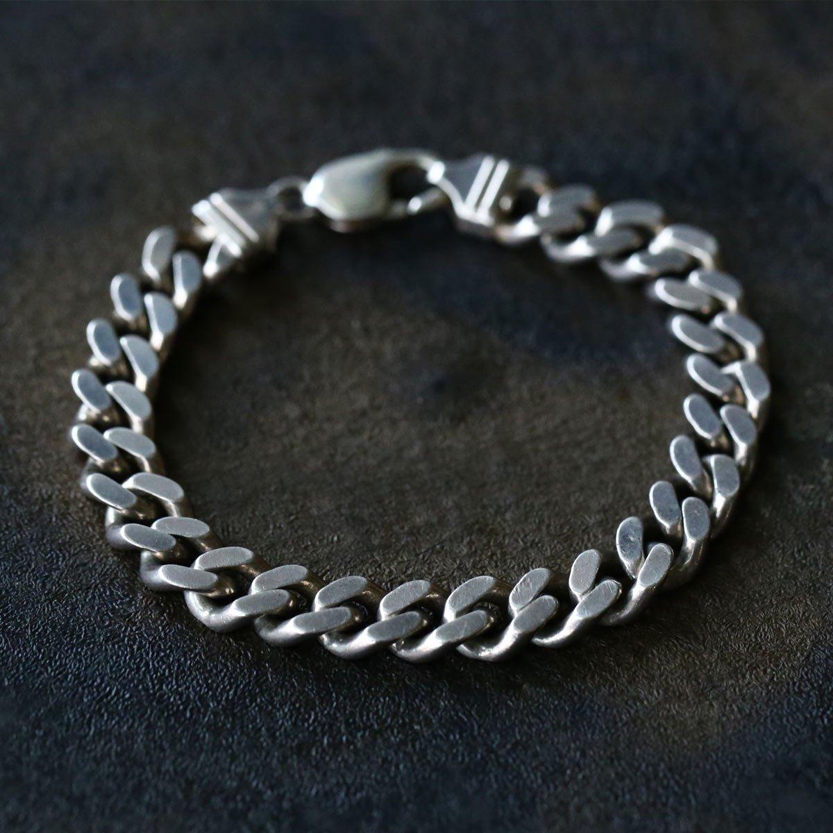 Vintage Silver Chain Bracelet ACH-047