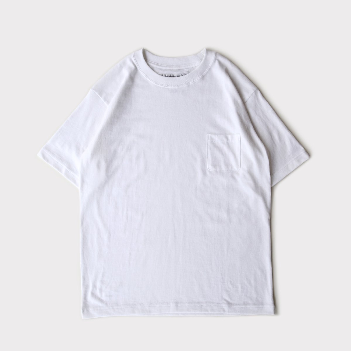 Afternoon Tee  White