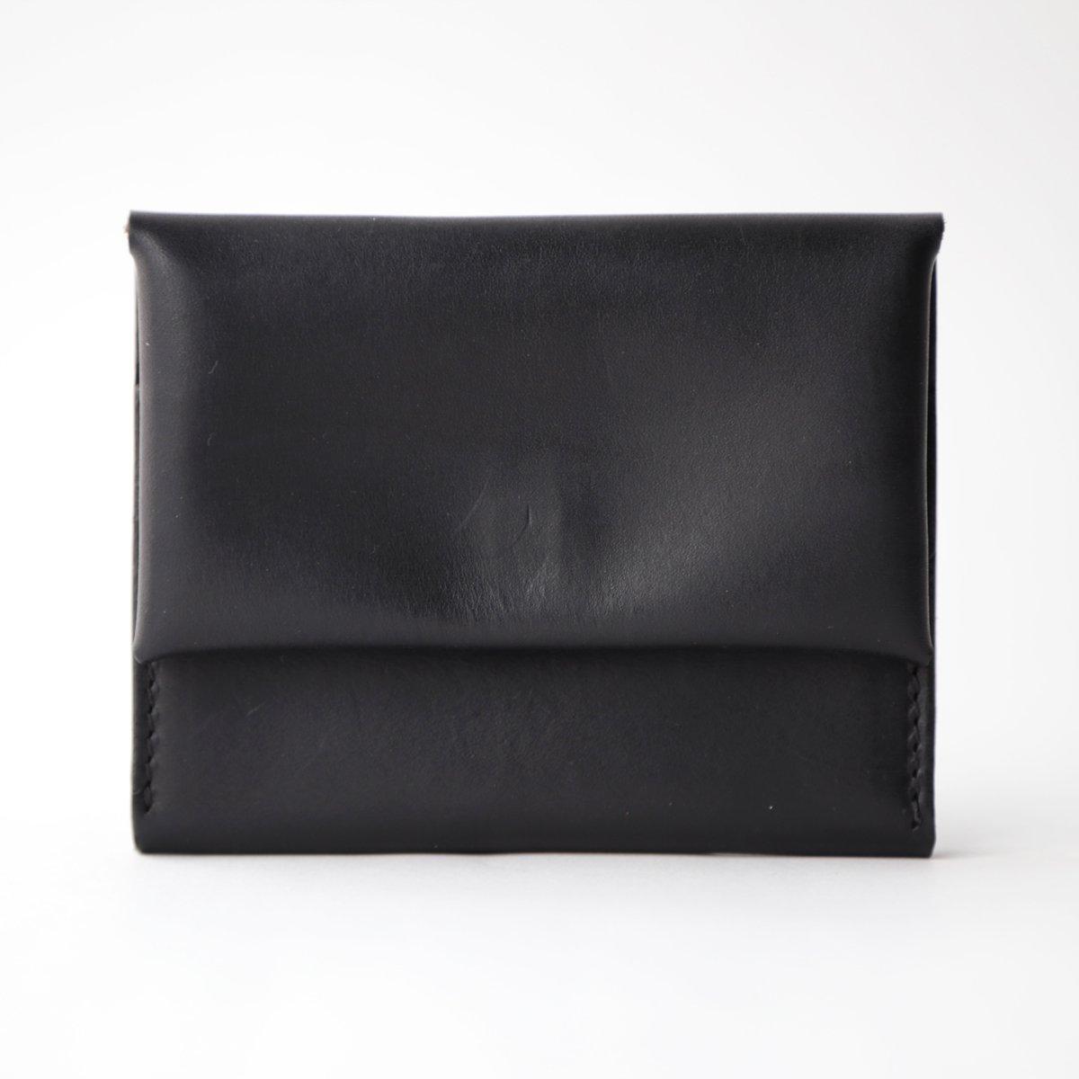 EEL Products × Tochca Coin Purse Elbamatt  Black