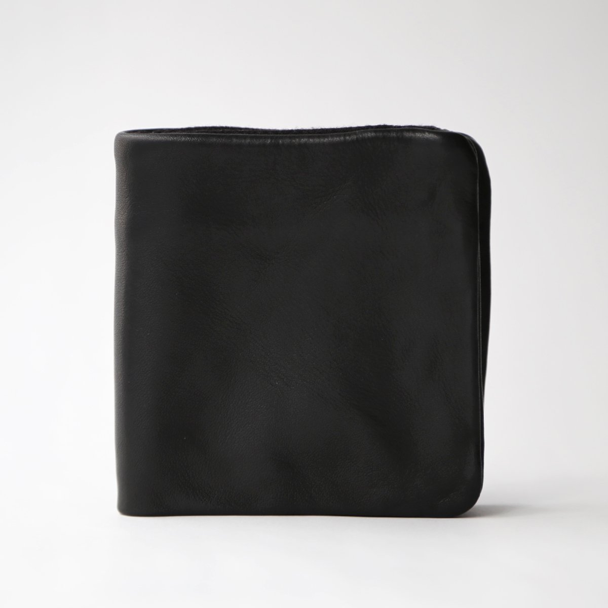 Tochca Aimer 内縫い折り財布  Black