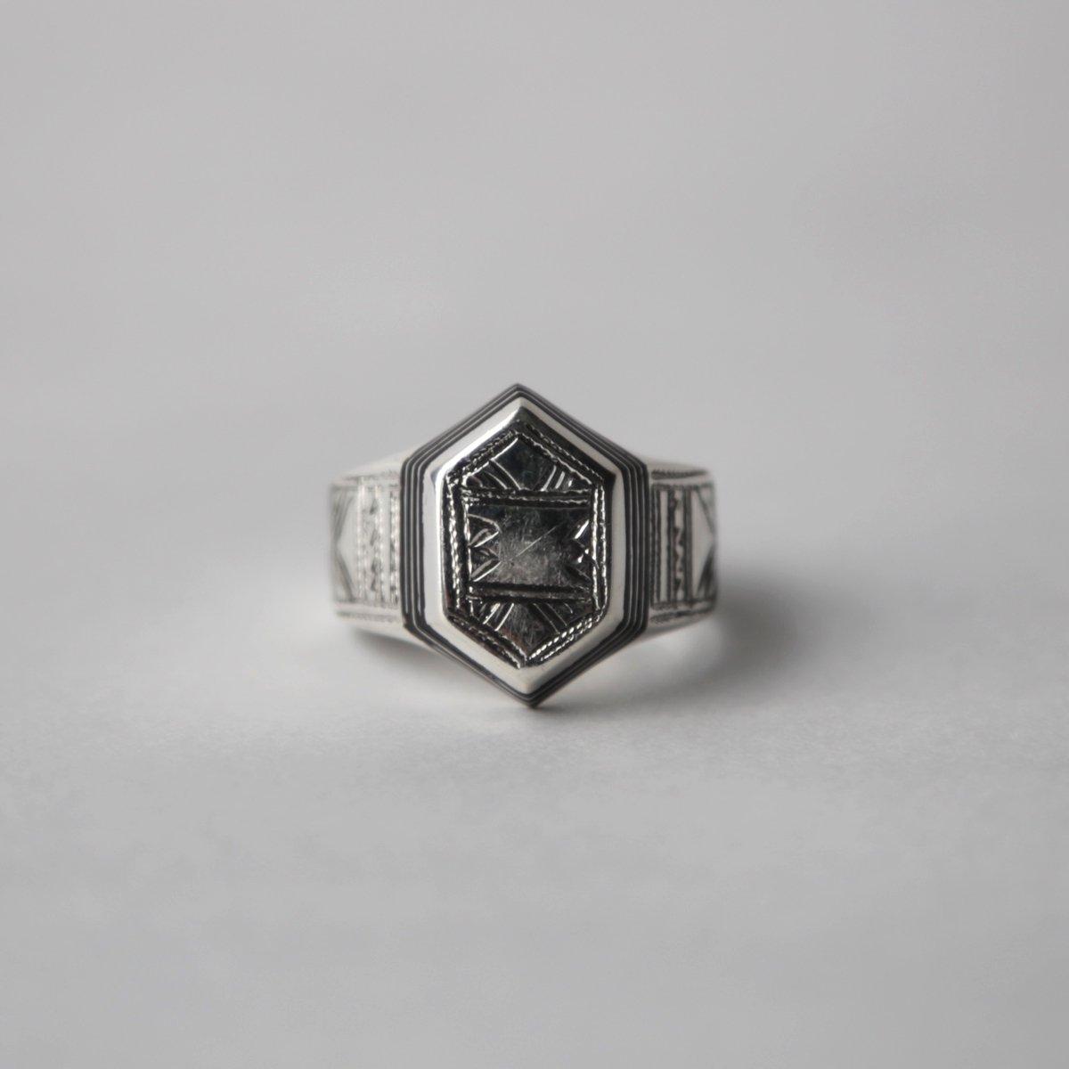 Touareg Silver ring15