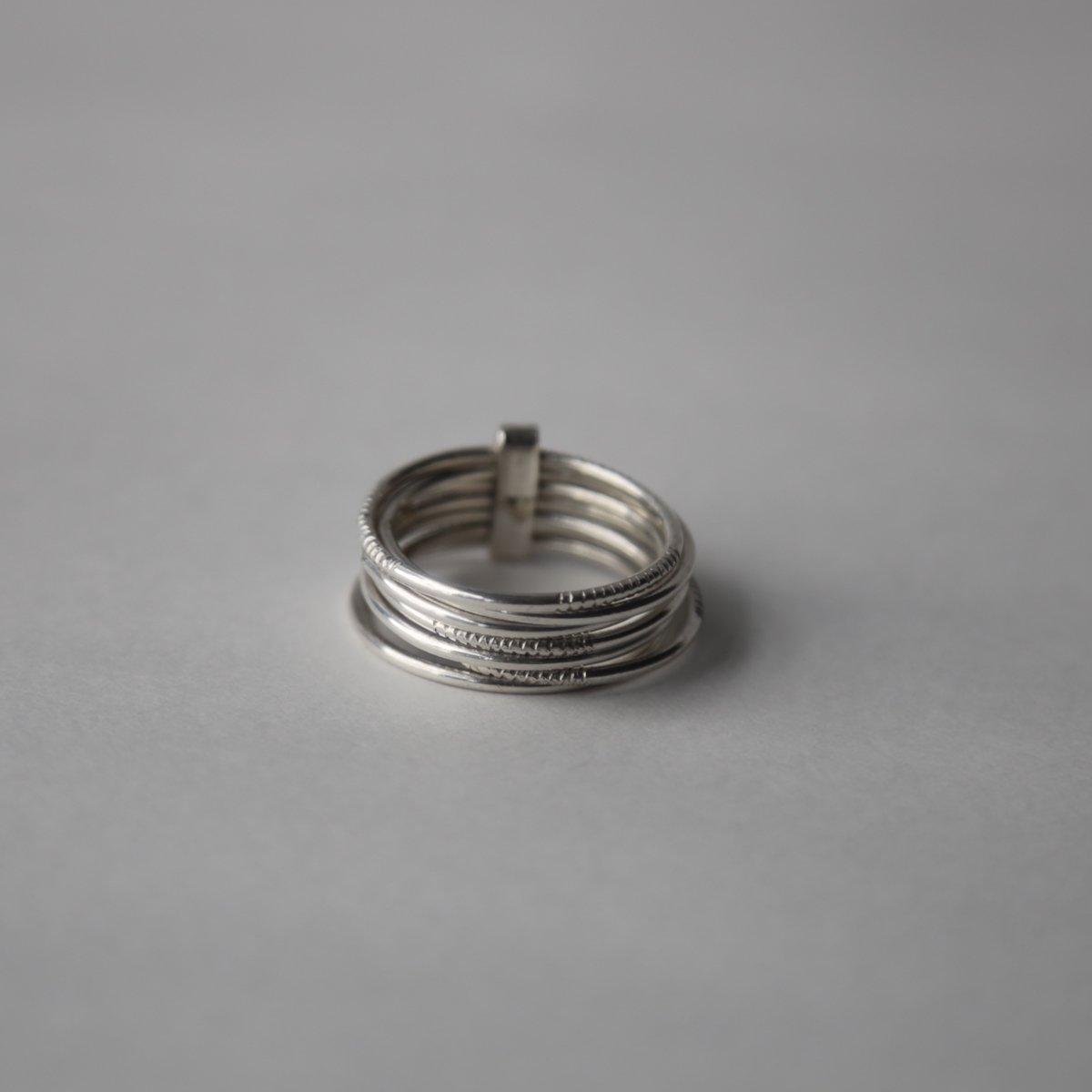 Touareg Silver ring10