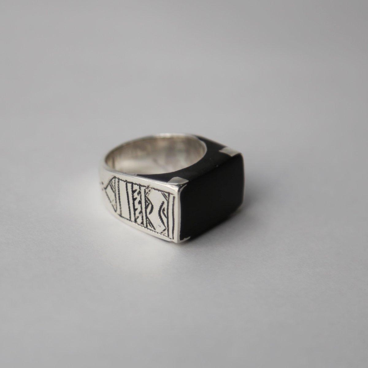 Touareg Silver ring11
