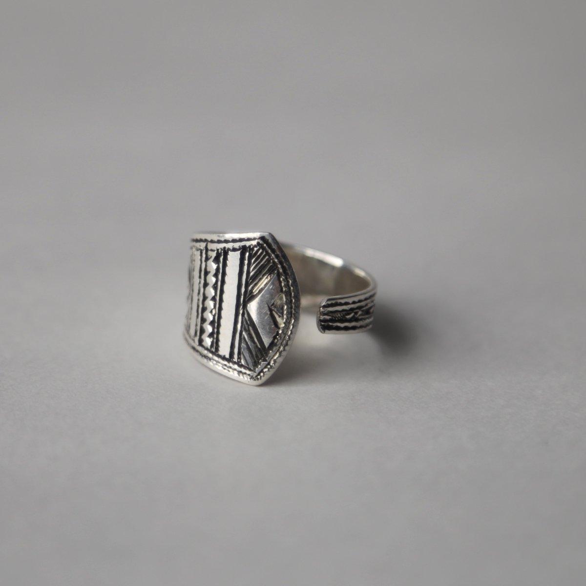 Touareg Silver ring06