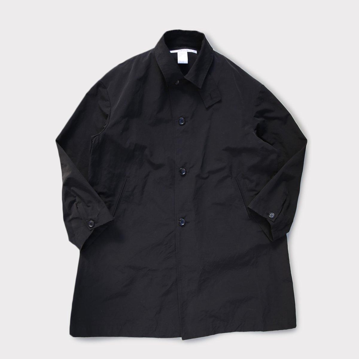Grand Sakura Coat  Black