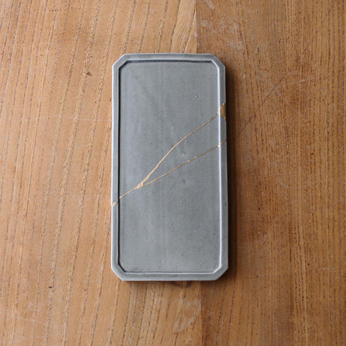 Rectangular plate  /gray