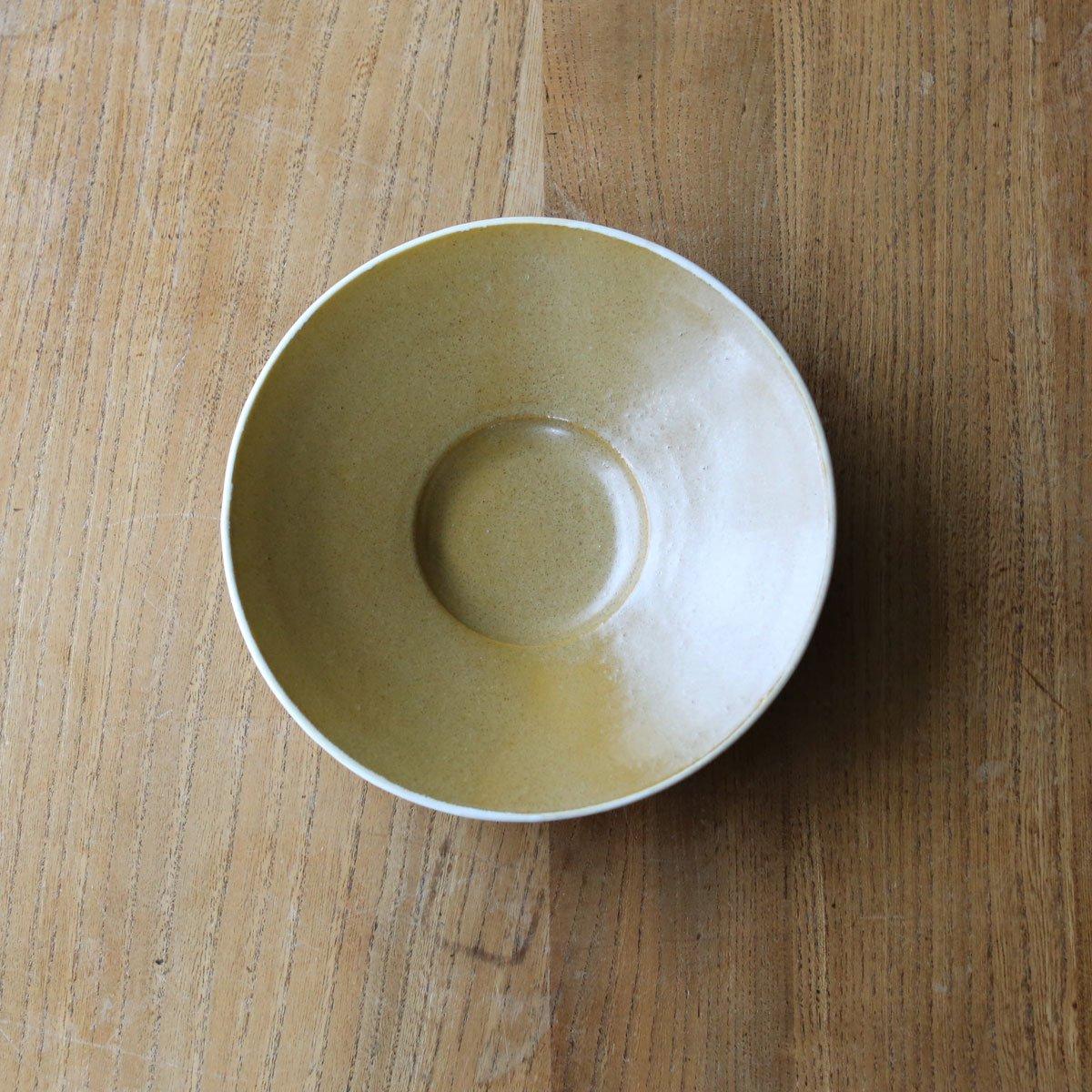 Rim bowl /walnut
